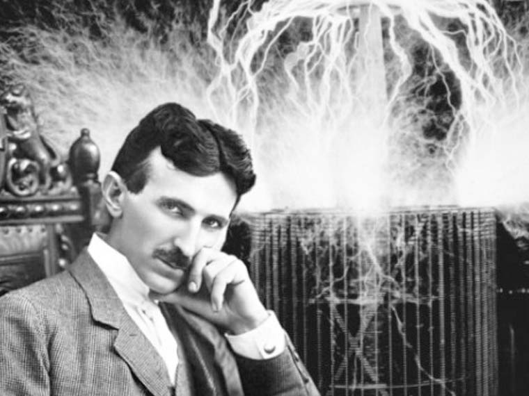 Nikola Tesla – Master of Lightning.
