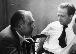 Niels Bohr. Werner Heisenberg.