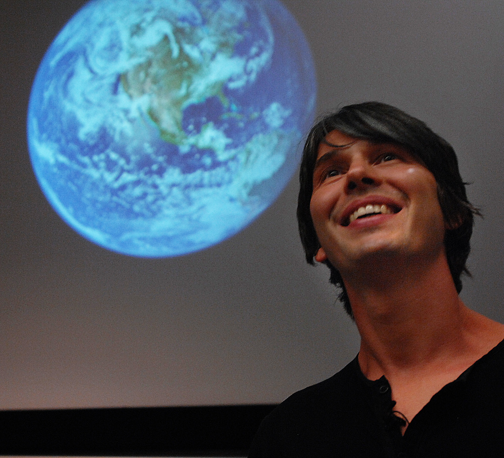 Brian Cox – Refresher Course in Cosmology
