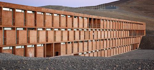 Resindencia, Atacama